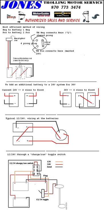 24 volt trolling motor wiring diagram - impremedia.net 36 volt to 12 volt wiring diagram 36 volt e z go wiring diagram free download #11
