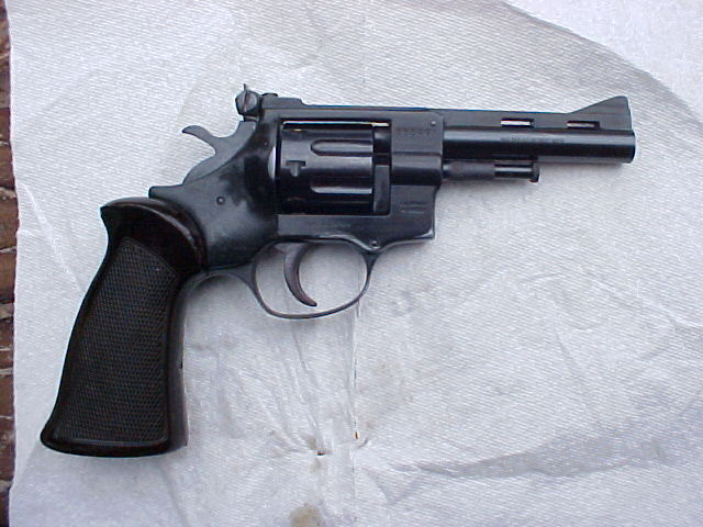 Arminius and Herbert Schmidt revolvers      any C & R ? - The Curio