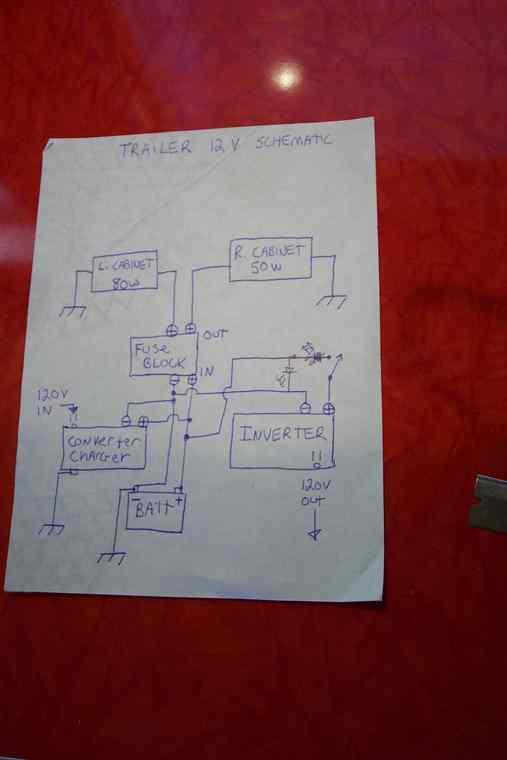 Vintage Camper Wiring Diagram | Wiring Diagram on