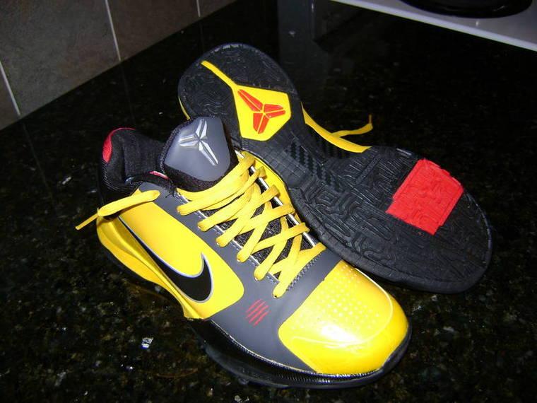 newest 6cccc 63f35 LC on Zoom Kobe V Bruce Lee's | NikeTalk