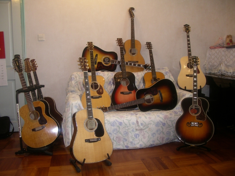My Guitars in Hong Kong and in China - The Unofficial Martin