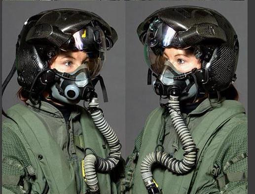 1 6 Makers New Usaf F35 Fighter Pilot Uniform Cool Helmet