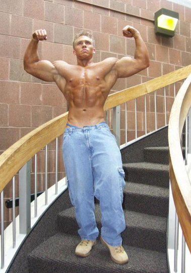 More Teen Muscle Guys From 95