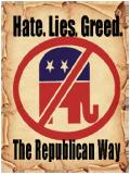 republicans r evil