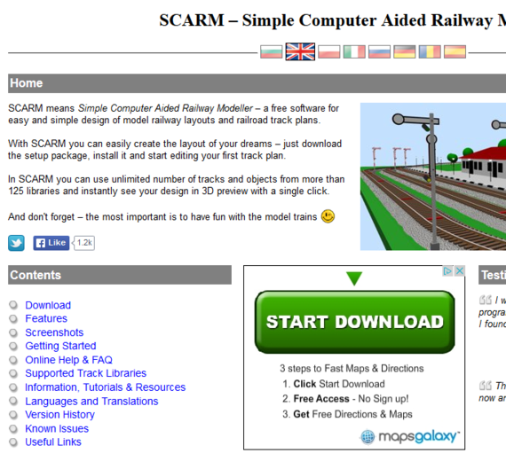 Scarm Layout Software Railways Of Germany