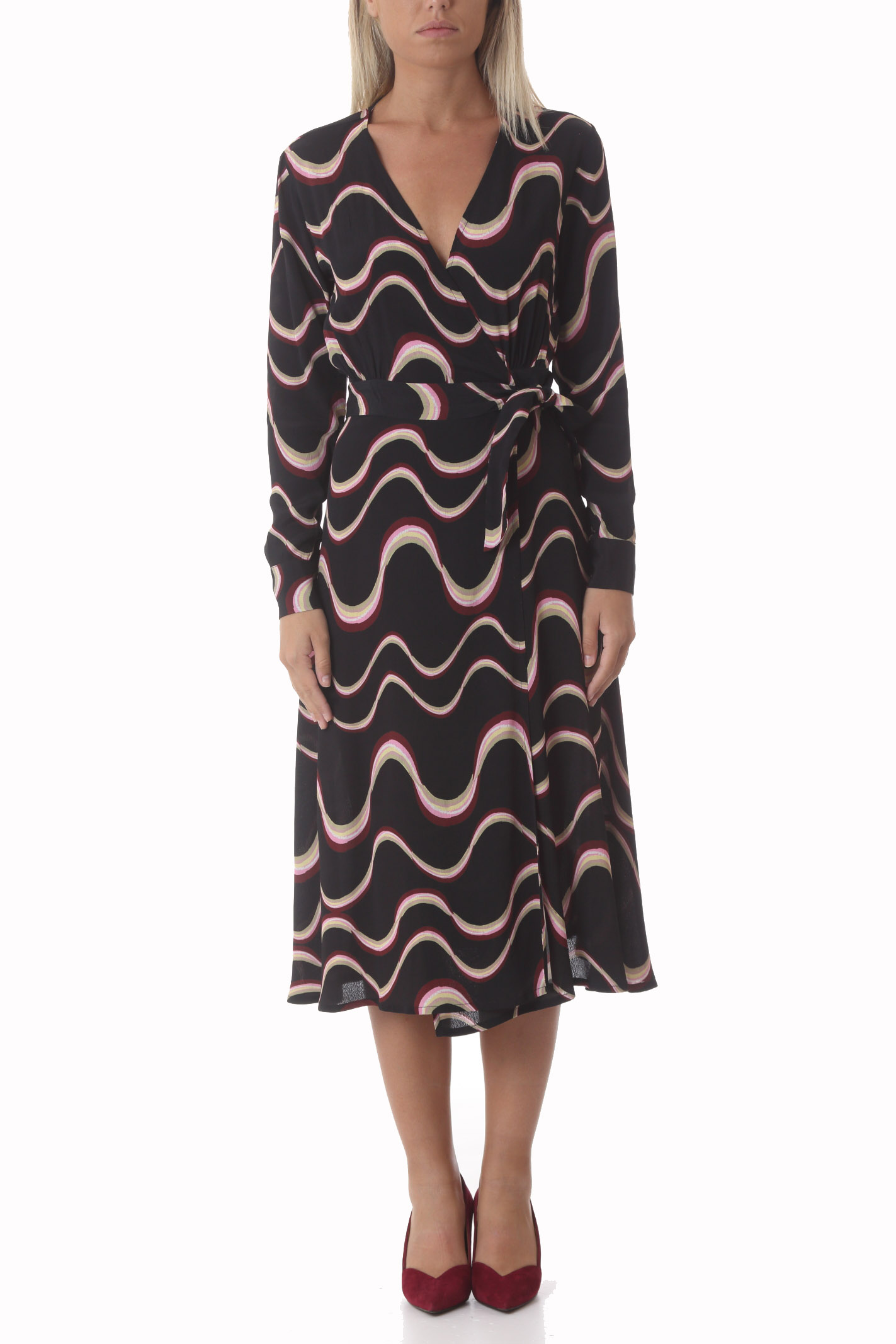 Bernadette dress ATTIC AND BARN | Abiti | A21-ATDR026-AT229905