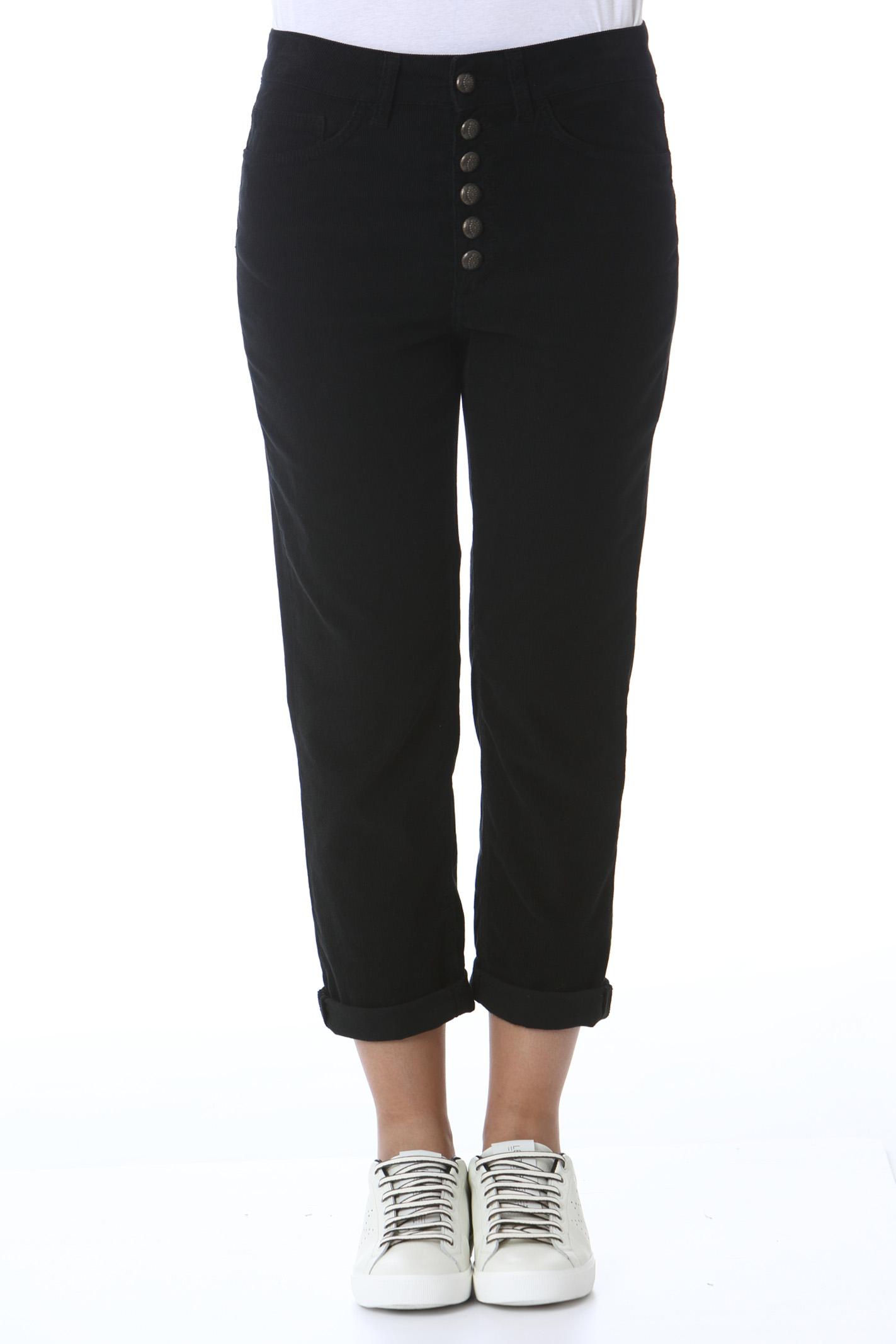 Pantalone donna Koons gioiello DON DUP   Pantaloni   DP268BVS0426PTD999