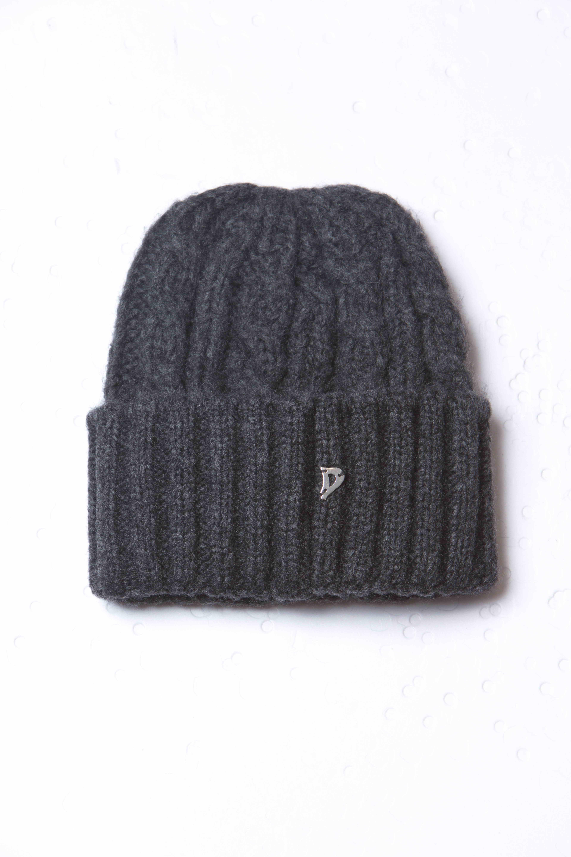 Cappello con trecce donna DON DUP | Cappelli | WQ101Y00500XXX997