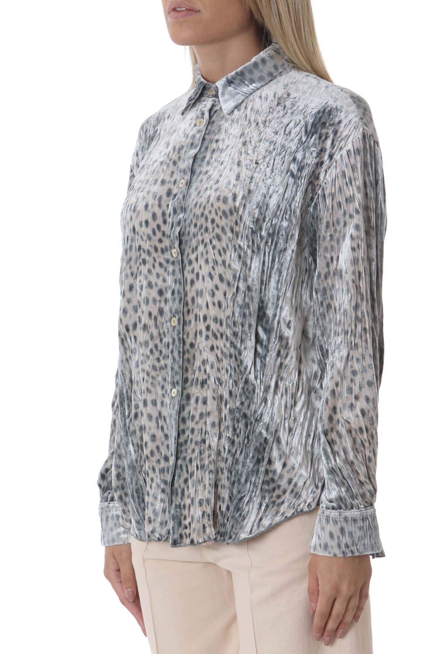 Camicia donna FORTE FORTE | Camicie | A21-8484MYSHIRT103