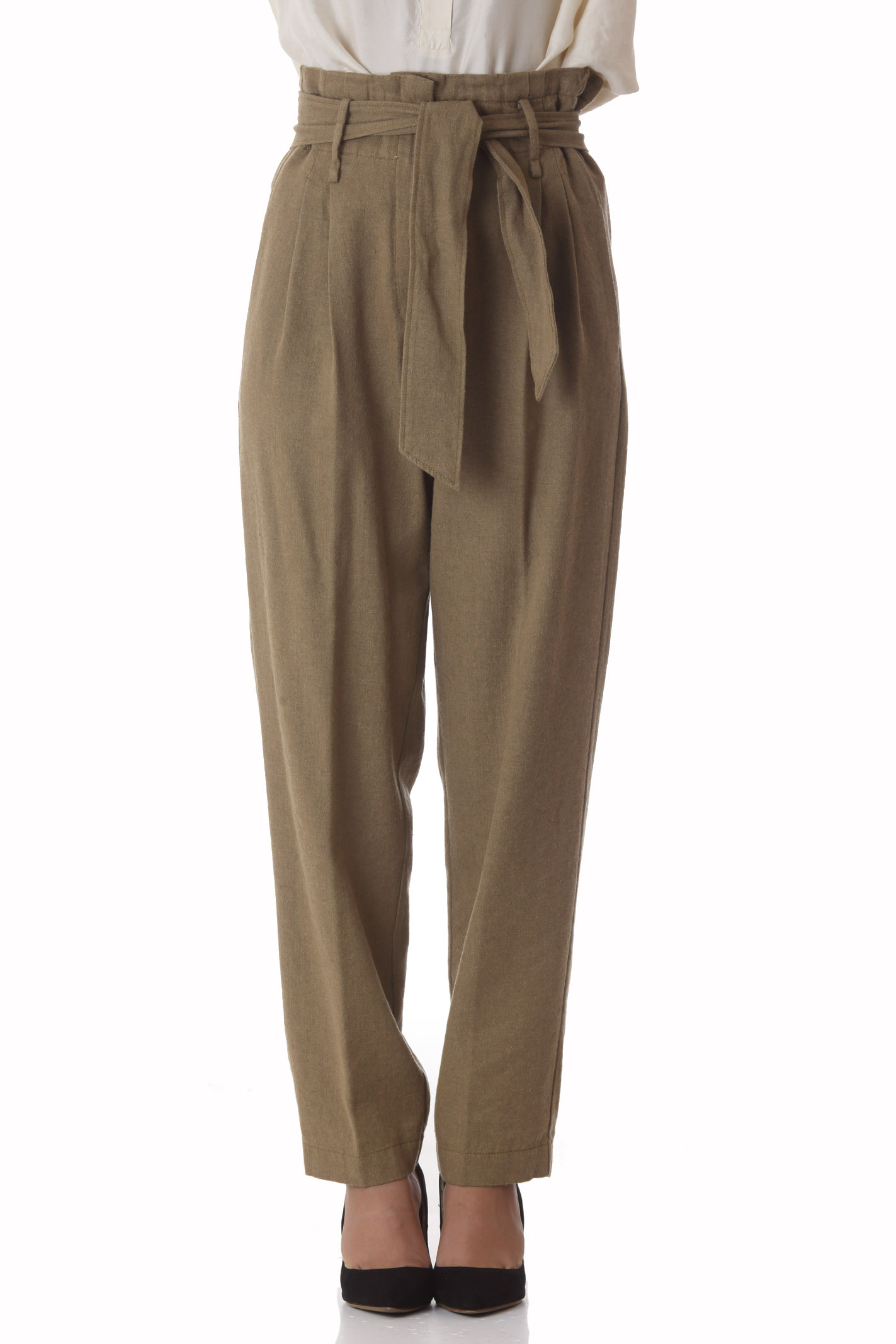 Pantalone donna FORTE FORTE   Pantaloni   A21-8624MYPANTS0111