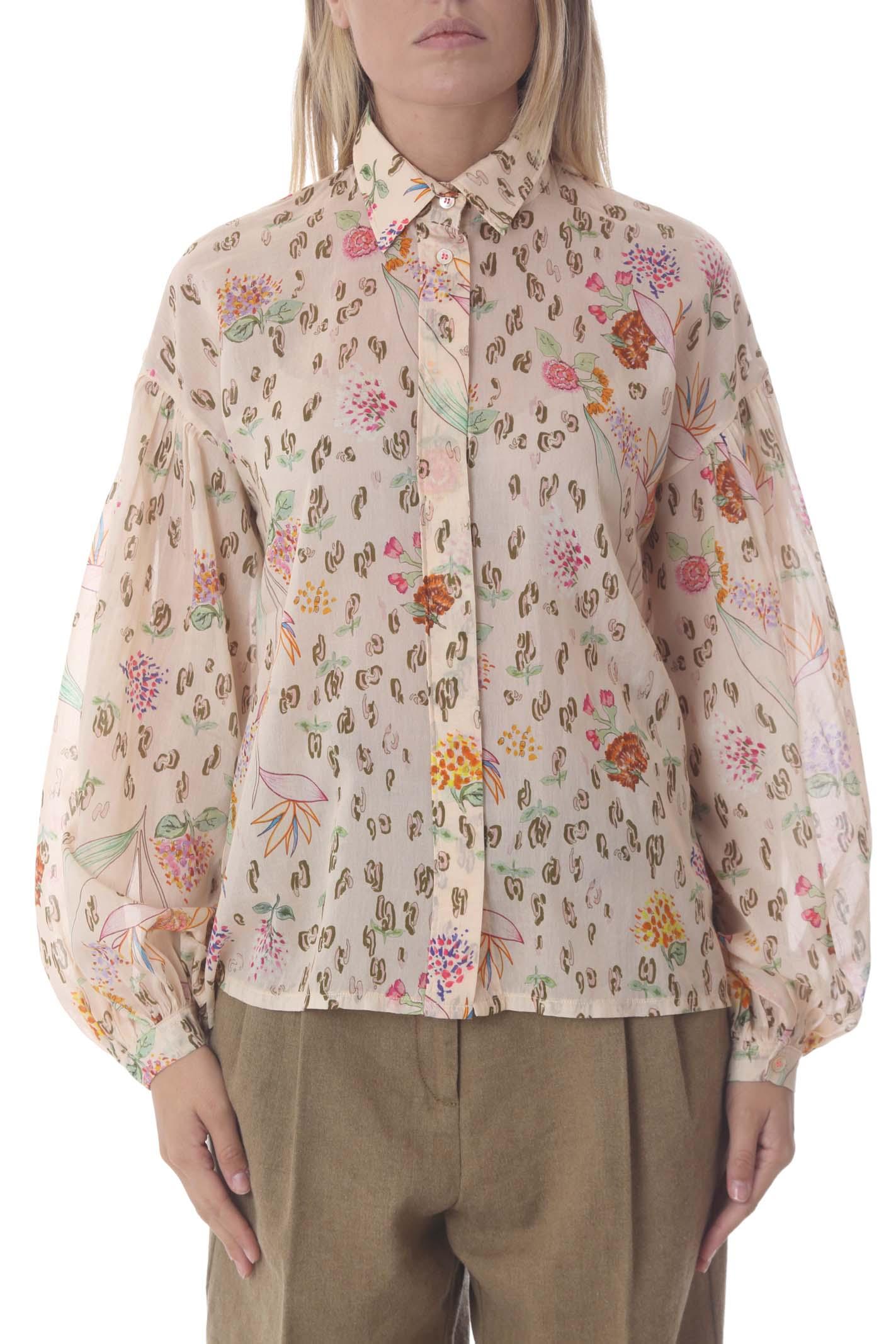 Camicia fantasia donna FORTE FORTE   Camicie   A21-8682MYSHIRT1022
