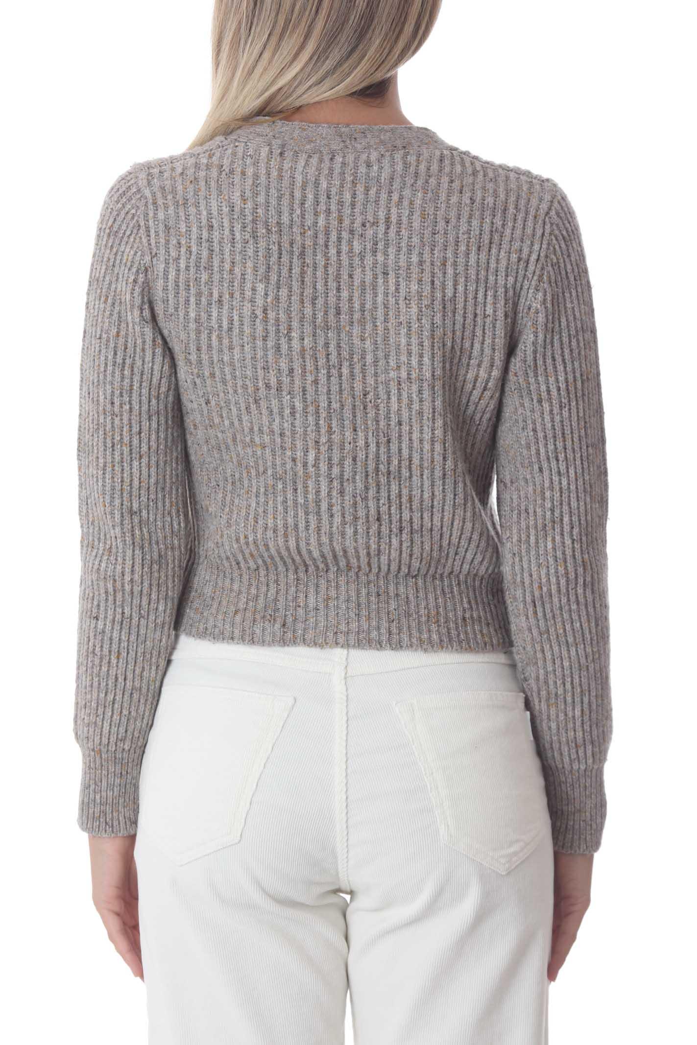 Giacchina donna in maglia inglese GRIFONI | Maglie | GL210032/77039