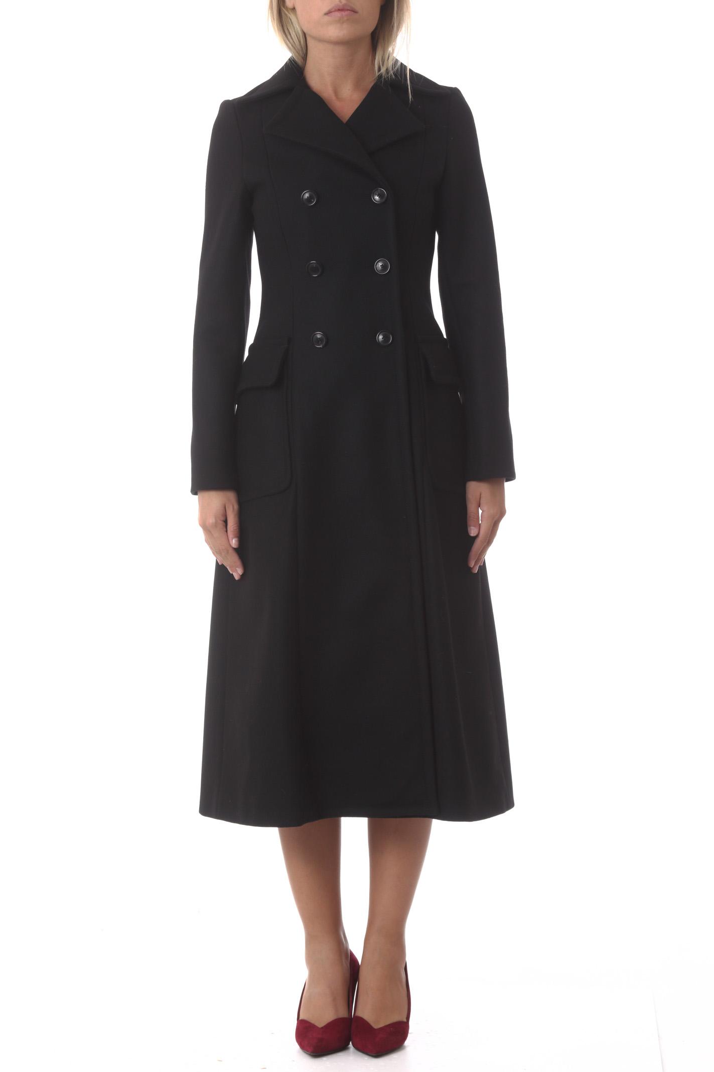 Cappotto doppio petto donna GRIFONI | Cappotti | GL260023/28003