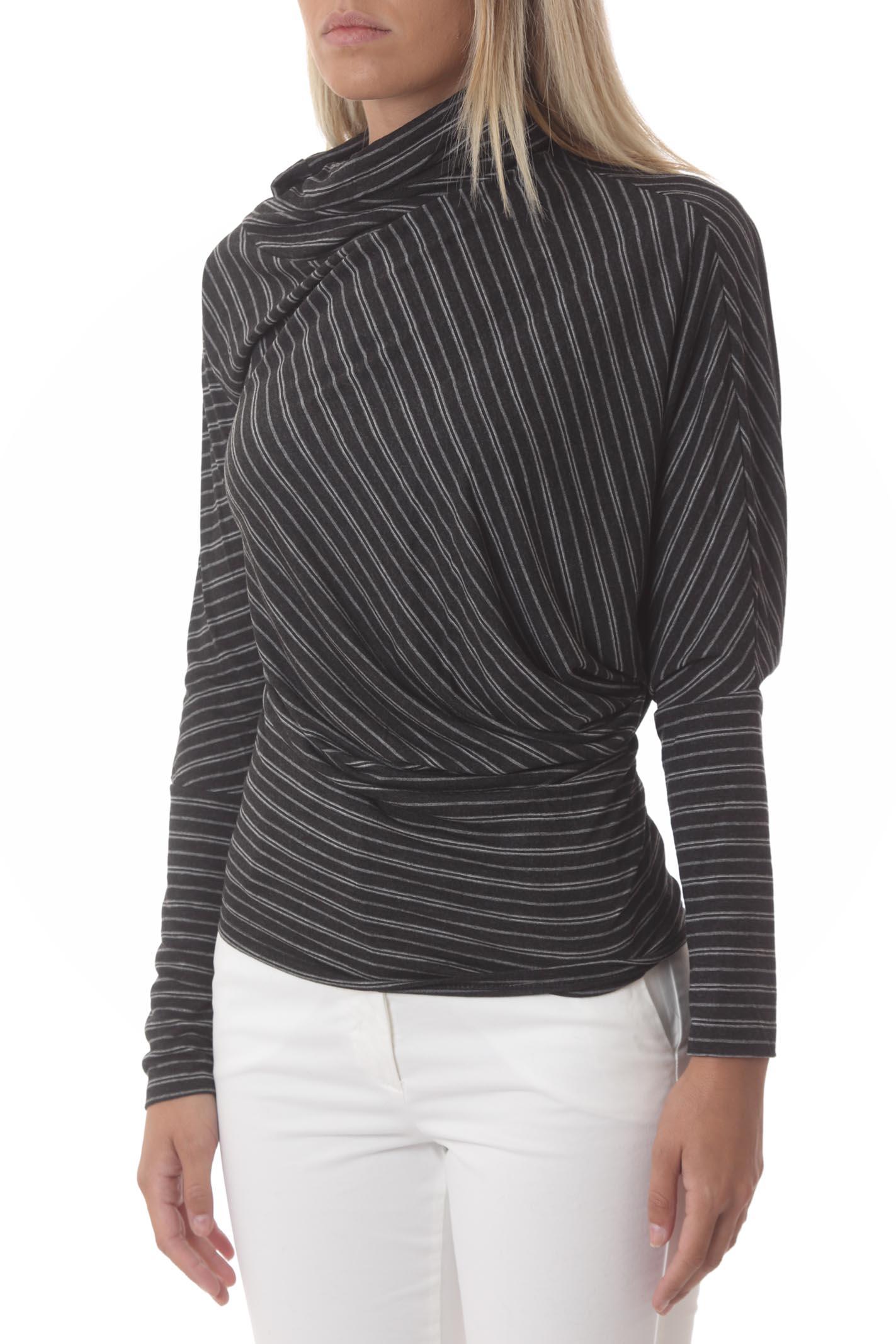 T-Shirt donna maniche lunghe MANILA GRACE | T- Shirt | T341CIMA135