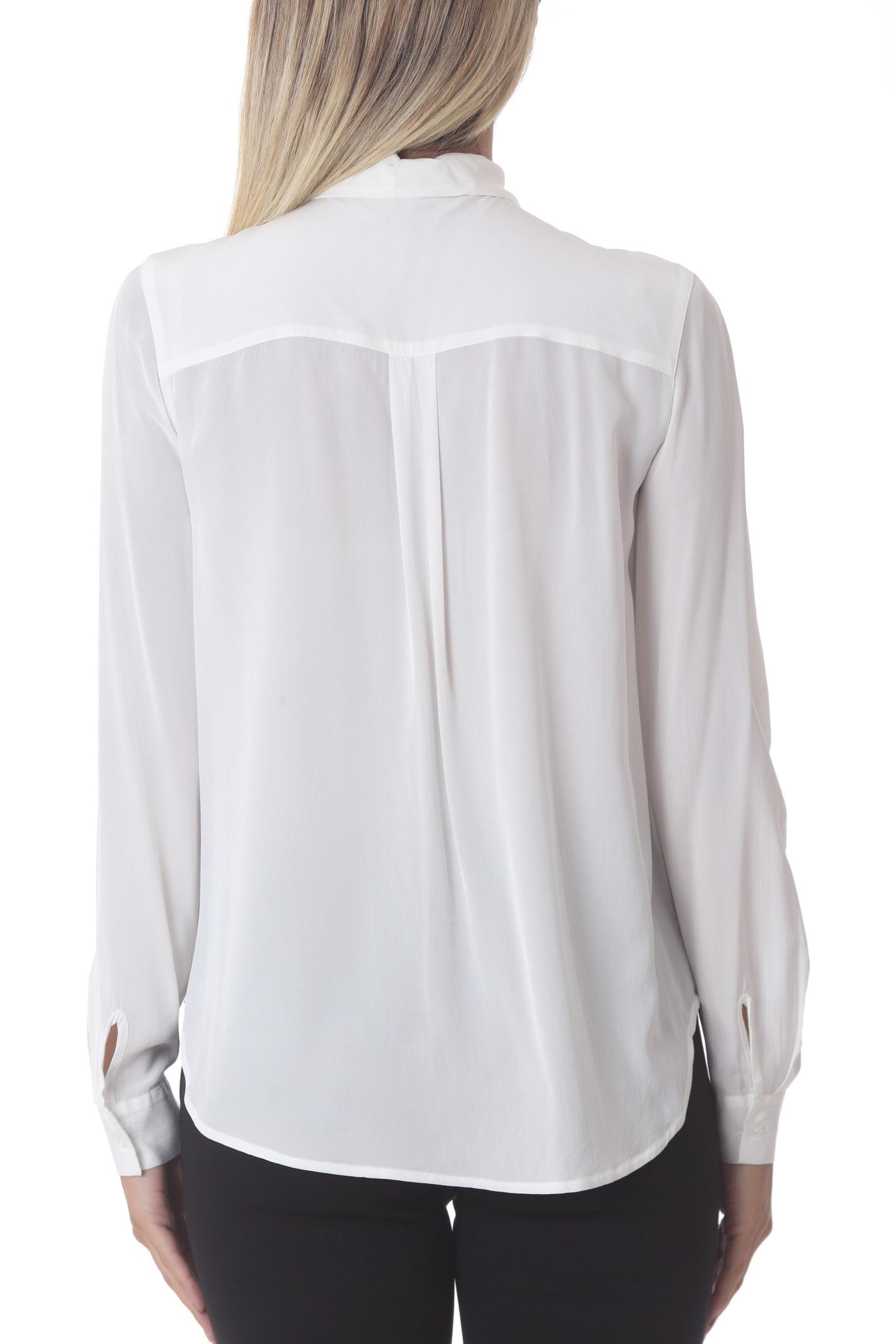 Camicia Nora donna in crepe PINKO | Camicie | 1G16PH--Y6ZVZ14