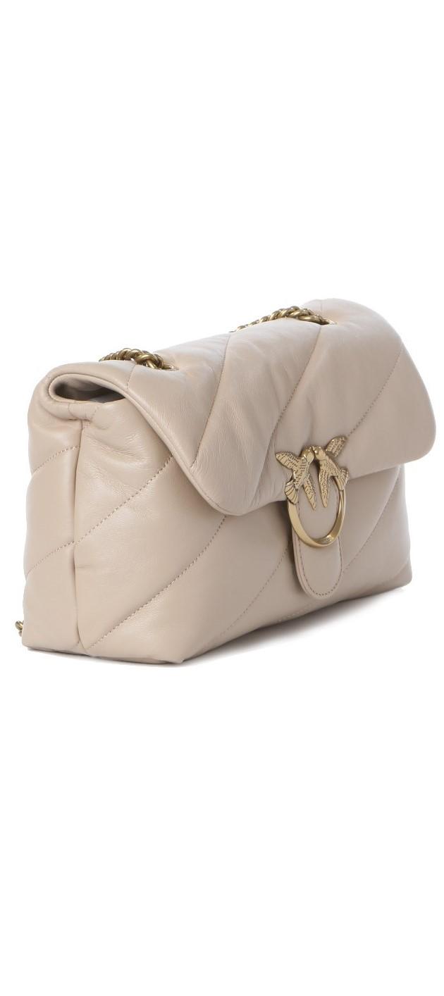 Borsa donna Love classic puff maxy quilt 4 cl PINKO   Borse   1P22AY-Y6Y3C61