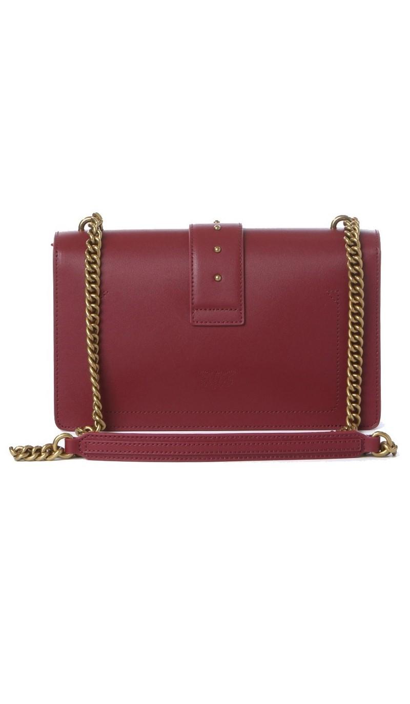 Borsa donna love classic icon simply 9 cl PINKO | Borse | 1P22GE-Y6XTR44