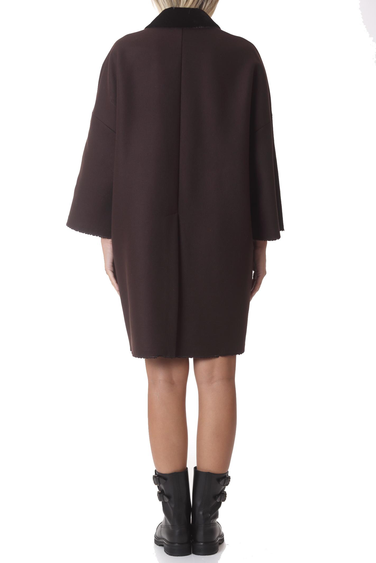Cappotto in panno Sigmund donna SEMI COUTURE   Cappotti   Y1WV03U91-0