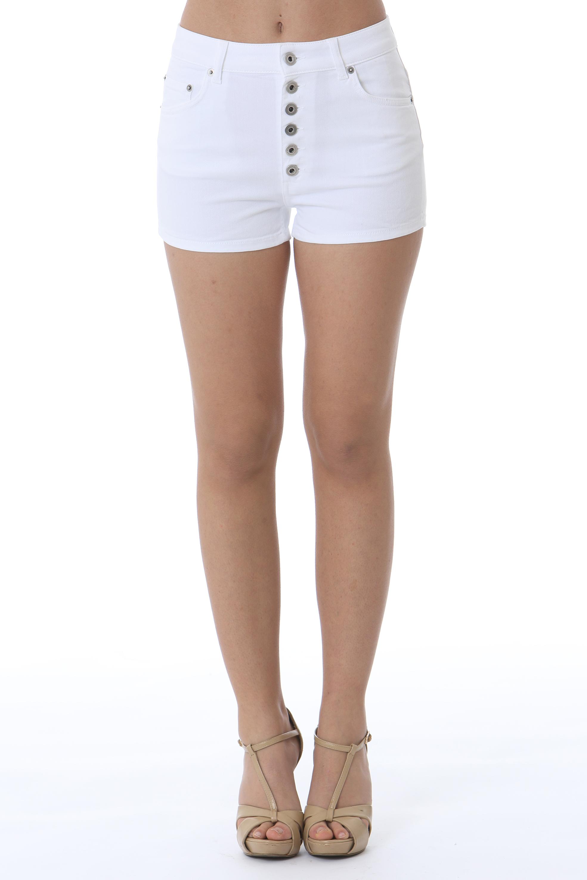JENAS KLUM DON DUP | Shorts | DP277BBS0030DPTD-KLUM000