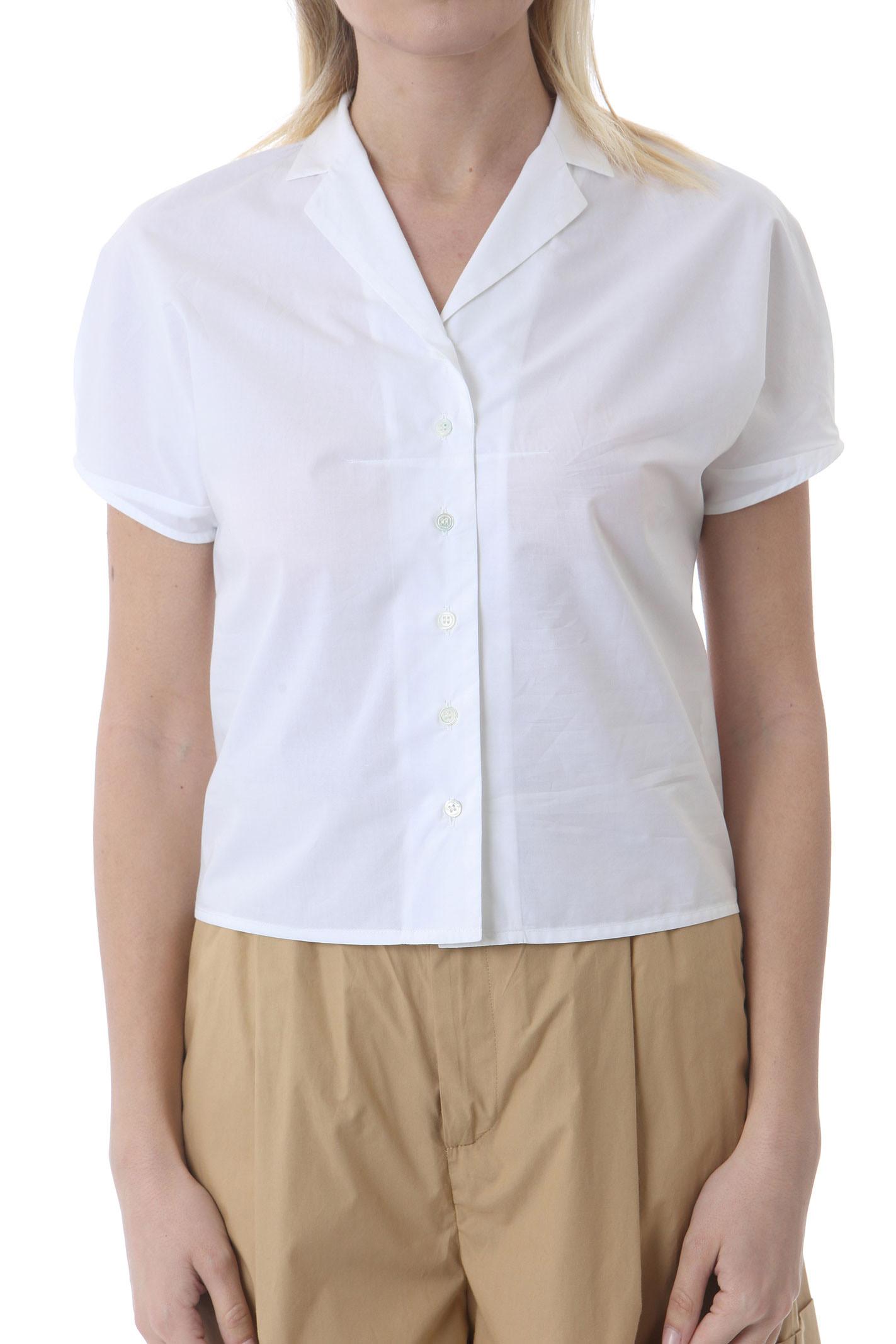 Camicia donna in cotone JUCCA | Camicie | J3312024001