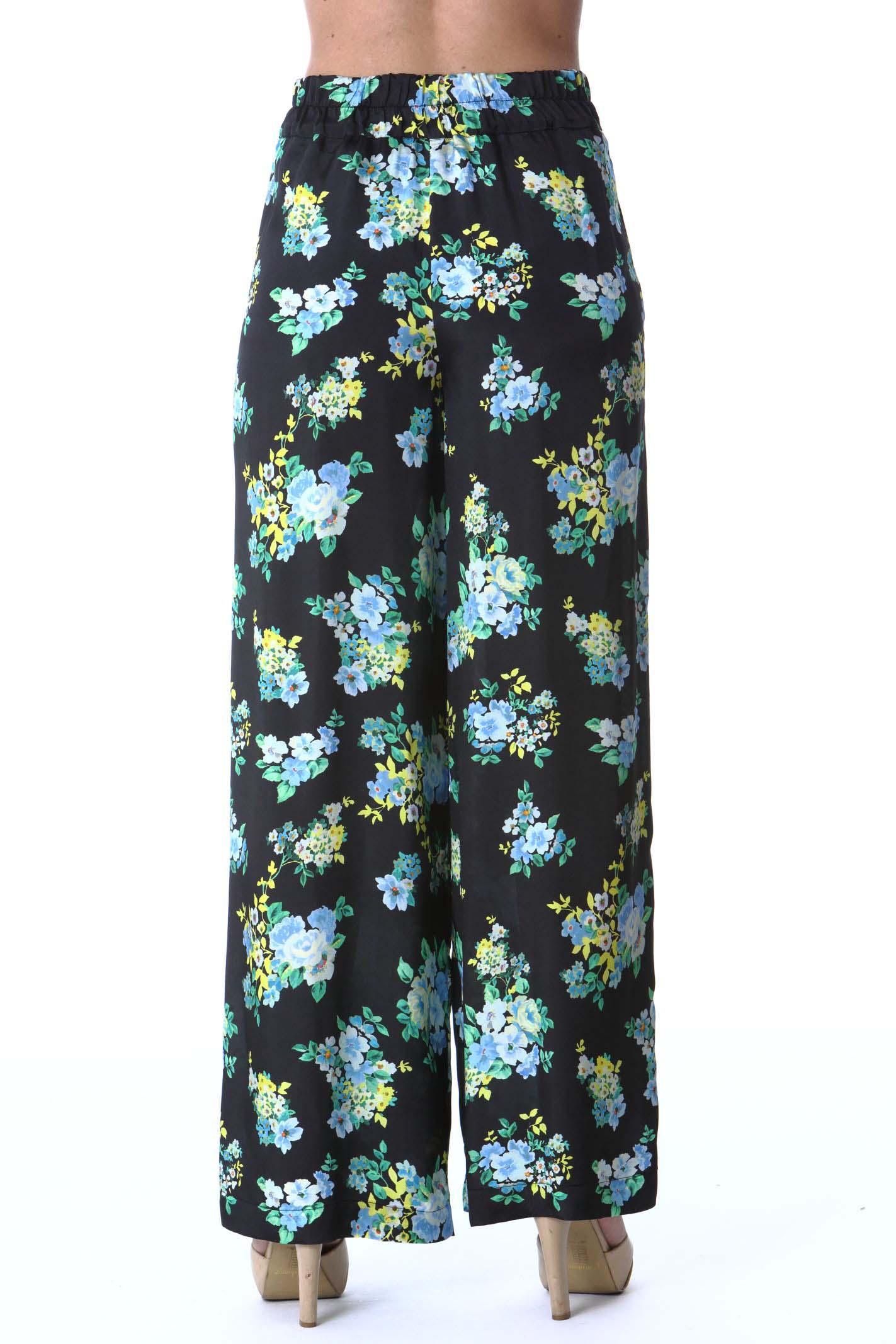 Pantalone donna ampio JUCCA | Pantaloni | J3314026003
