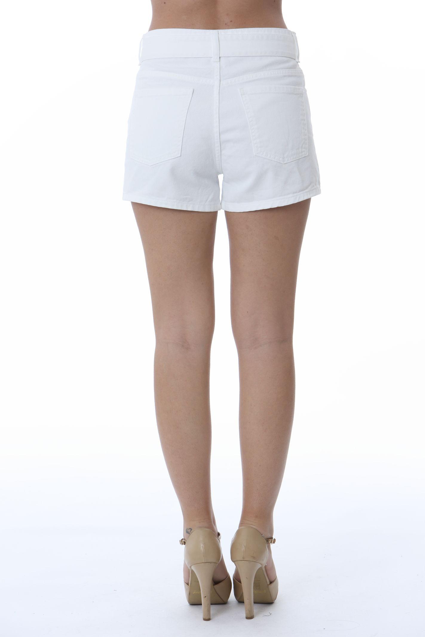 Shorts donna con cintura PINKO   Shorts   1J10N1-Y652Z08