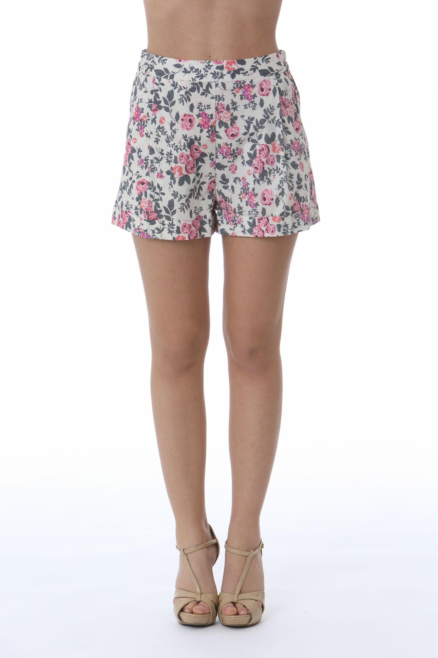 SOPHIE SEMI COUTURE | Shorts | Y1SR01FAN54