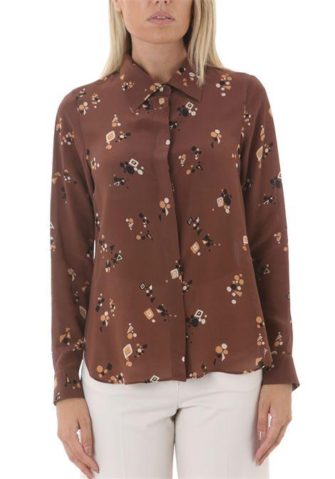 Camicia donna mini things ALYSI | Camicie | 151229-A1039COTTO