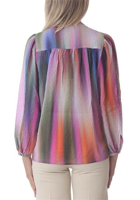 Camicia donna fantasia DAWNXDARE | Camicie | CIEL341-213PEARLY PINK