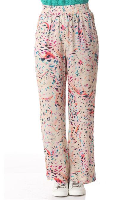 Pantalone in viscosa donna DAWNXDARE | Pantaloni | ROSIE344-213PEARLY PINK