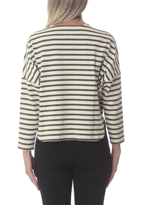 DES PETIT HAUTS | T- Shirt | FELIXA-1H210222ECRU/GRAINE