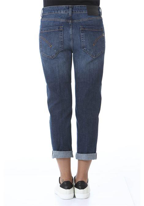 Pantalone donna Koons gioiello DON DUP | Jeans | DP268BDS0257BQ1800