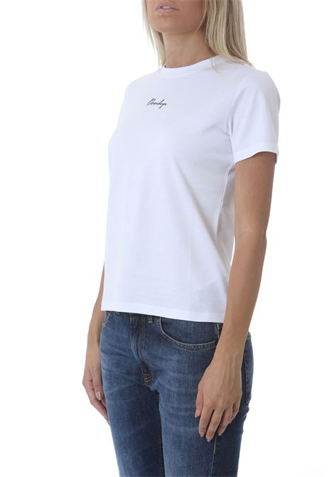 T-Shirt donna DON DUP | T- Shirt | S746JF0271DBY1000