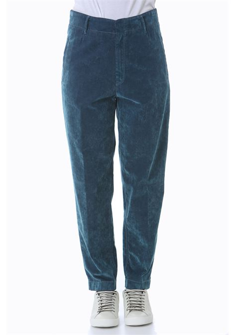 Pantalone donna FORTE FORTE | Pantaloni | A21-8433MYPANTS6057
