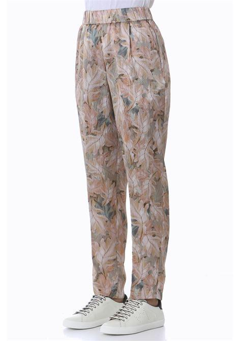 Pantalone donna FORTE FORTE | Pantaloni | A21-8492MYPANTS3067