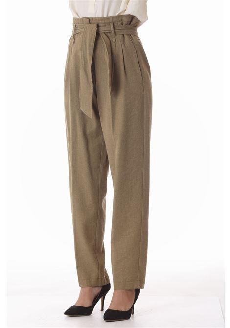 Pantalone donna FORTE FORTE | Pantaloni | A21-8624MYPANTS0111