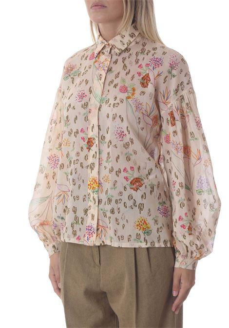 Camicia fantasia donna FORTE FORTE | Camicie | A21-8682MYSHIRT1022