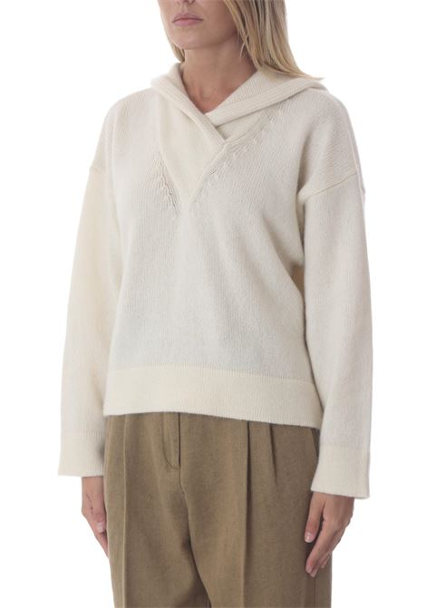 Maglia in cashmere mohair donna FORTE FORTE | Maglie | A21-8696MYKNIT0214