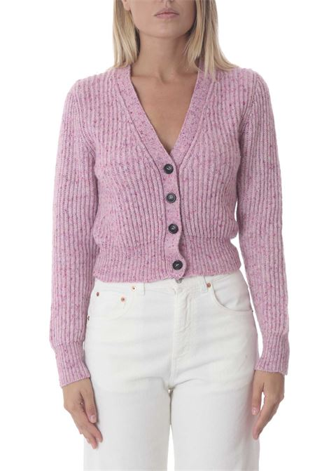 Giacchina donna in maglia inglese GRIFONI | Maglie | GL210032/771900