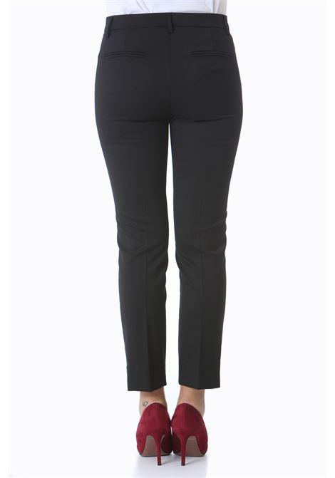 Pantalone con risvolto donna GRIFONI | Pantaloni | GL240175/18003