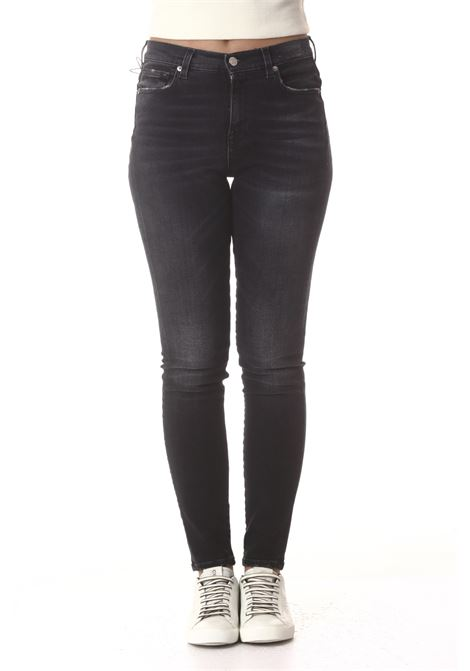 Jeans skinny donna Nora 5 tasche GRIFONI | Jeans | GL242000/101M13