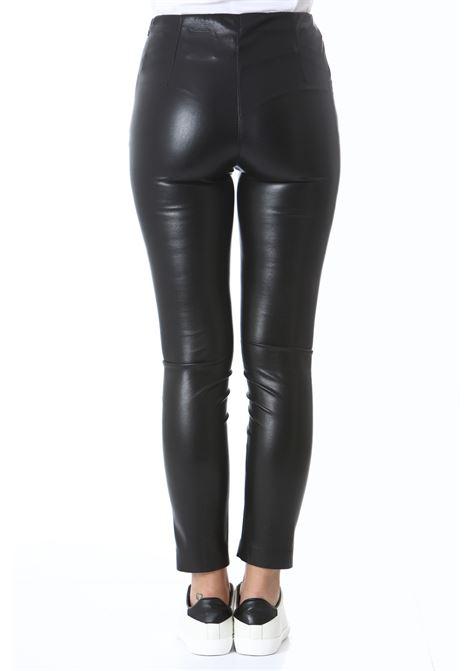 Leggings donna in pelle JUCCA | Leggings | J3414024003