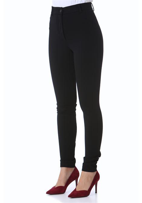 Leggings donna punto milano JUCCA | Leggings | J3414100003