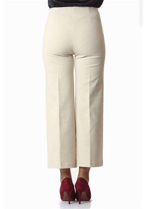 pantalone ampio donna con elastico in vita JUCCA | Pantaloni | J3414105044