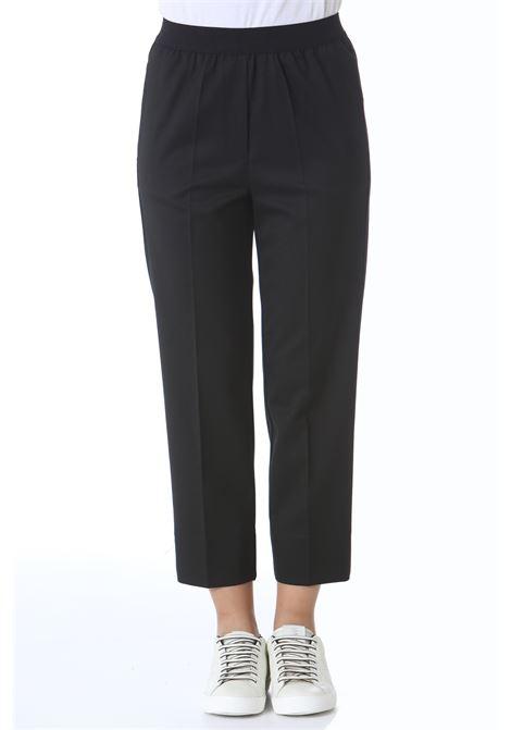 Pantalone donna con elastico in vita JUCCA | Pantaloni | J3414109003