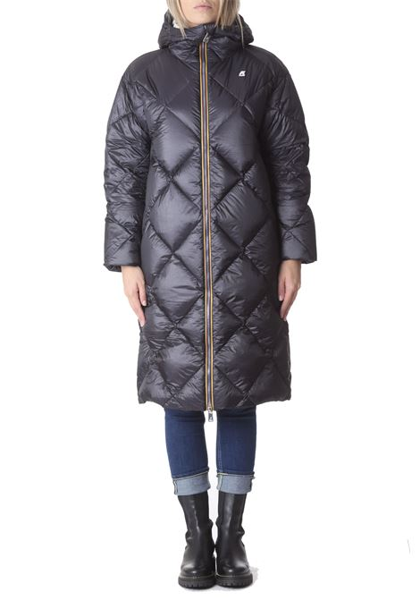 K-way donna Sidoine heavy quilted K-WAY | Giacche | K3118KWXMF