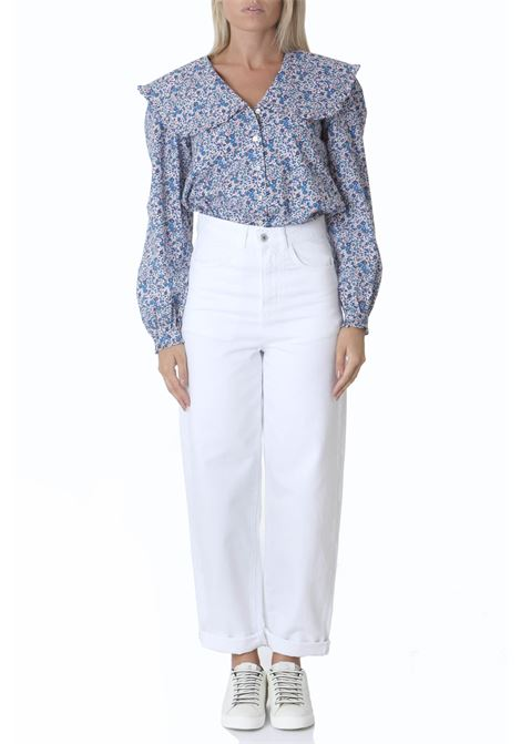 Camicia donna fantasia LES COYOTES DE PARIS | Camicie | ARNA-216-20-112286