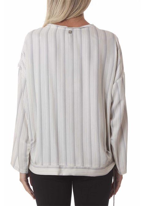 Blusa donna con rouches MANILA GRACE | Bluse | C053VIMA148