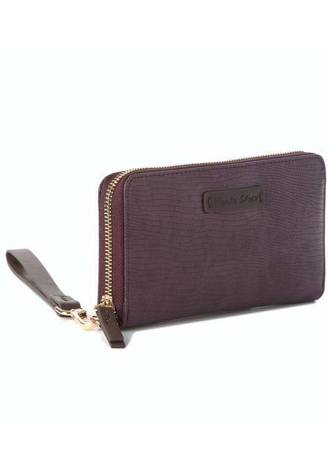 Portafogli donna con zip MANILA GRACE | Portafogli | D821EUMA144