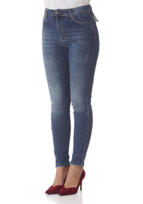 Jeans donna Skinny MANILA GRACE | Jeans | J399D6MZ003